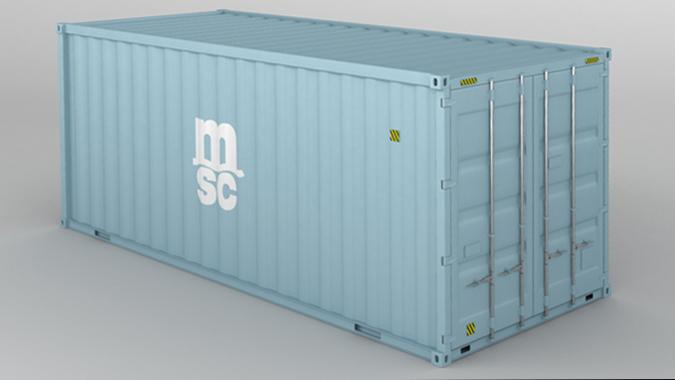 20фт контейнер