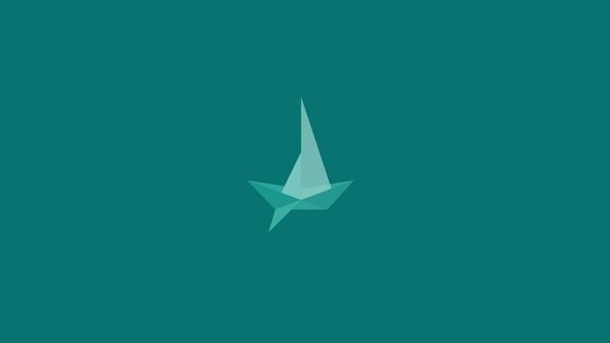 Логотип для Аквамарина