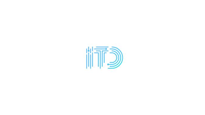 Логотип для Ай Ти Драйва