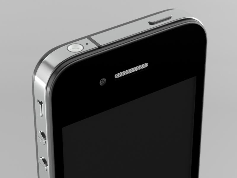 iPhone 4G. Элементы управления