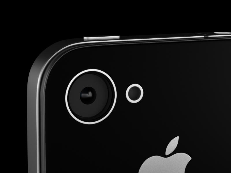 iPhone 4G. Камера