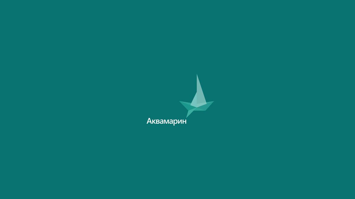 Логотип в фирменных цветах