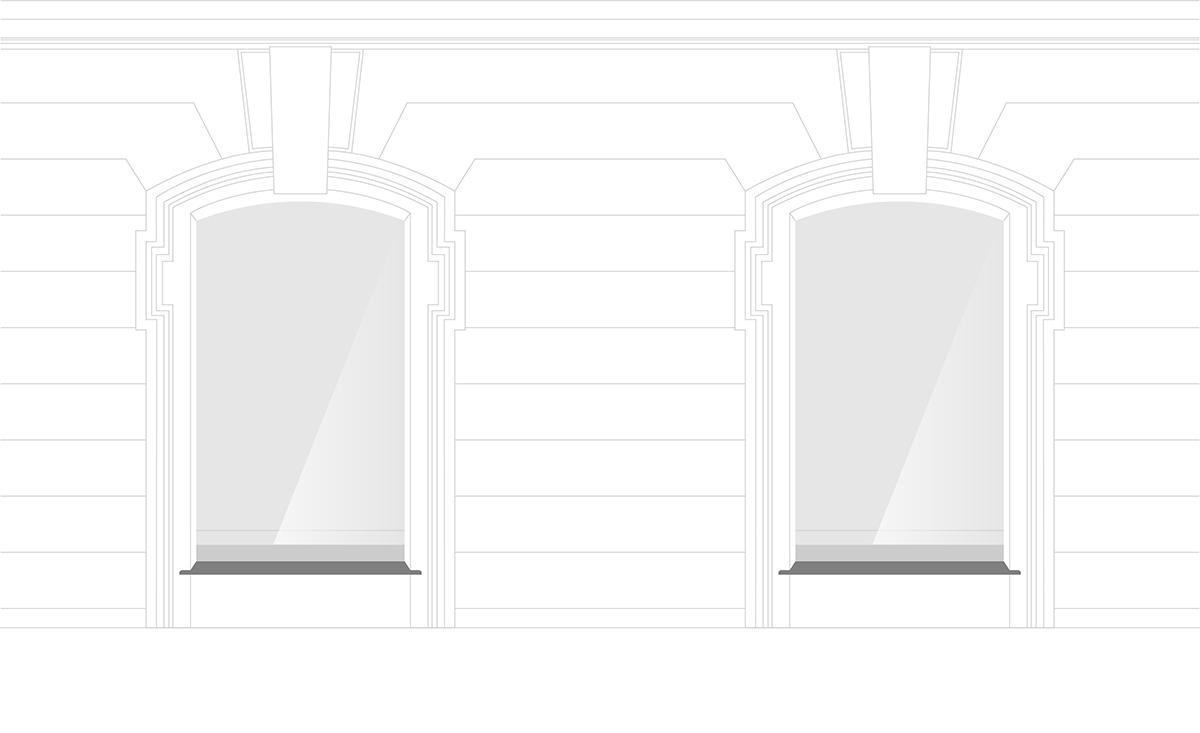 Фасад Императорского Портного